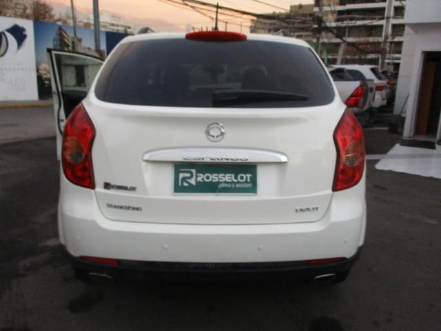 ssangyong korando xdi 4x2 at - kc2210