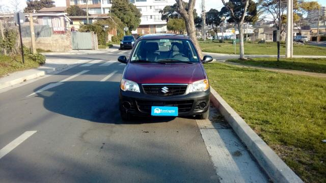 Autos Automotora RPM Suzuki Alto gl ac 2013