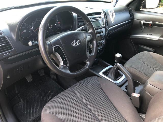Hyundai santa fe fl gls 2.4 3f
