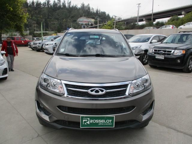 chery grand tiggo gls mt 2.0