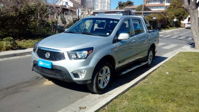 Ssangyong actyon sport 2.0d 4wd