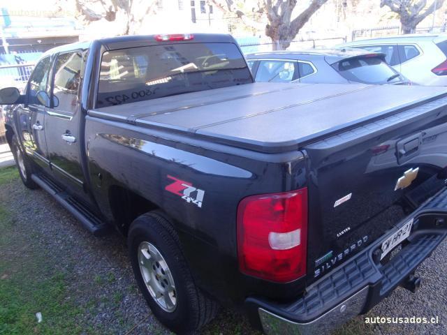 Camionetas Hernández Motores Chevrolet Silverado 2011