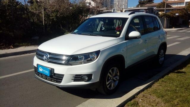 Camionetas Automotora RPM Volkswagen Tiguan trend fun tsi plus 1.4 2014