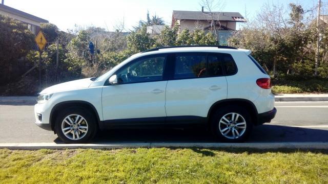 Volkswagen tiguan trend fun tsi plus 1.4