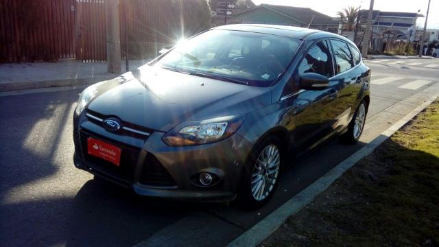 Autos Automotora RPM Ford Focus titanium 2.0 2014