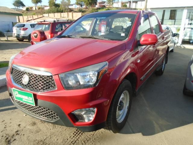Camionetas Rosselot Ssangyong New actyon sport 4x2 2.0 mt aa - euro v - nas610aa  2015