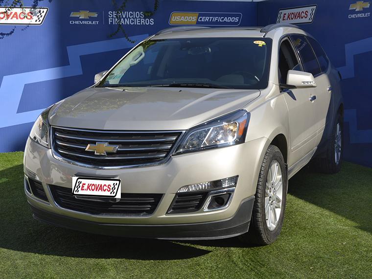 Camionetas Kovacs Chevrolet Traverse lt su awd 3.6 2016