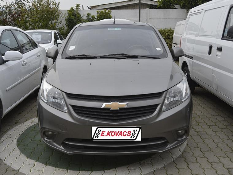 Autos Kovacs Chevrolet Sail it ls1.4 2016
