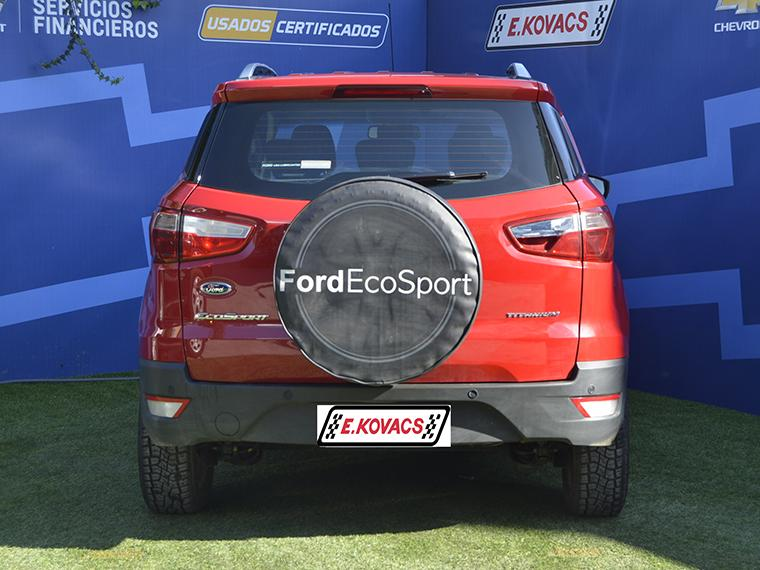 ford ecosport 1.6mt