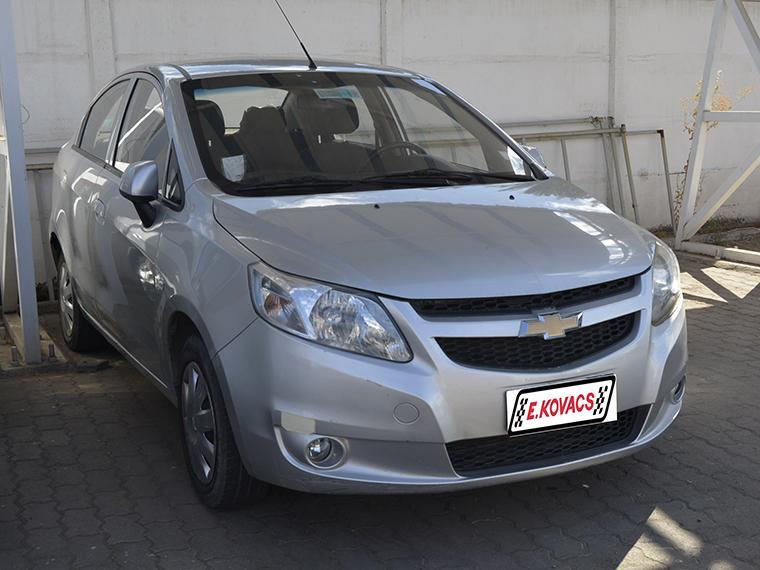Autos Kovacs Chevrolet Sail lt 2014