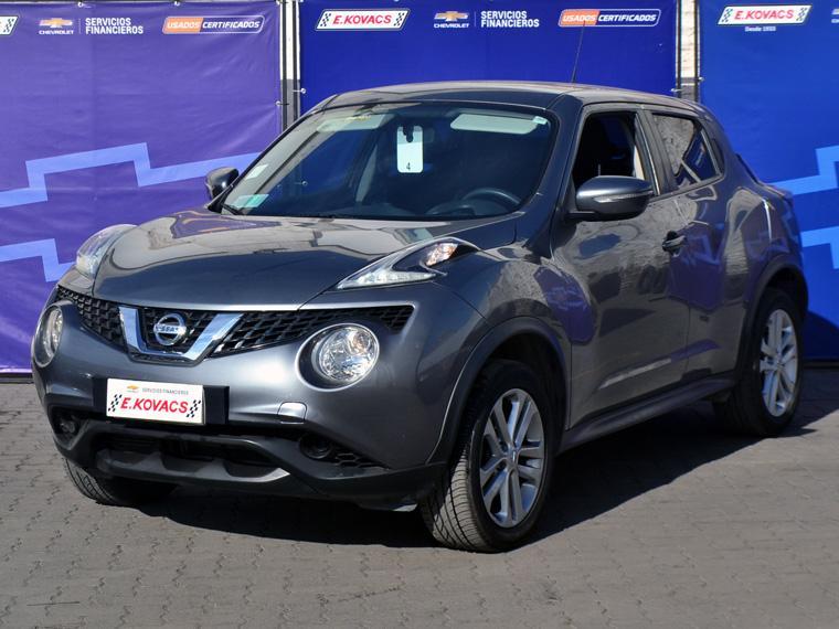 Autos Kovacs Nissan Juke sense 2016