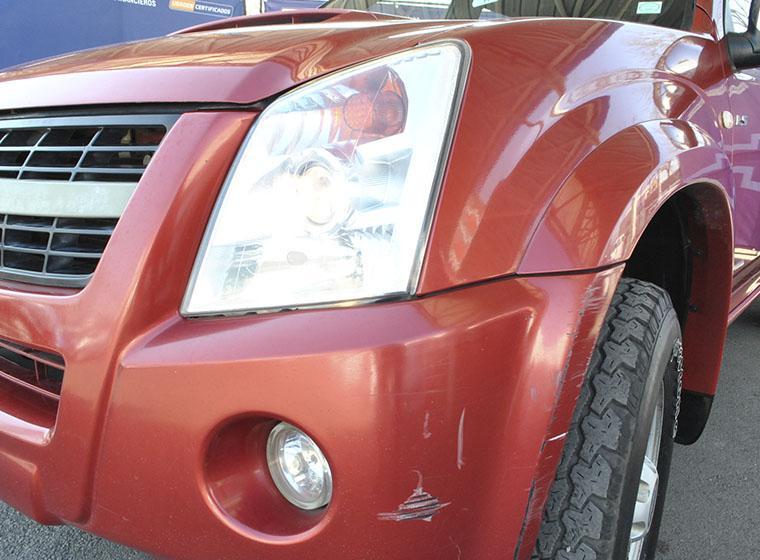 Camionetas Kovacs Chevrolet D-max e4 2014