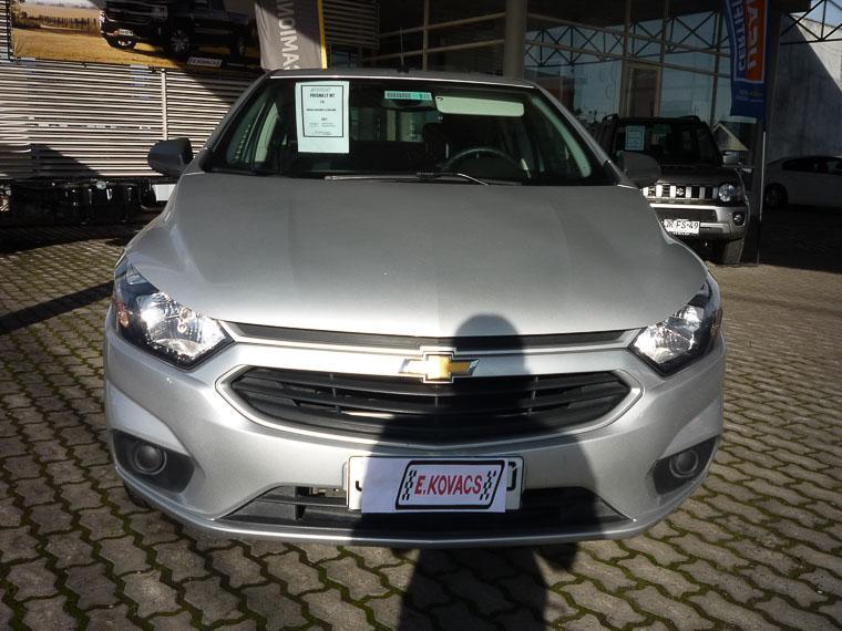 Furgones Kovacs Chevrolet Prisma lt1.4 2017
