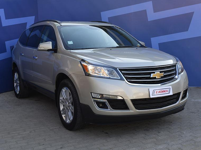 chevrolet traverse iii lt 3.63.6