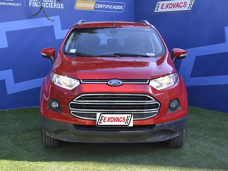 Autos Kovacs Ford Ecosport 1.6mt 2018