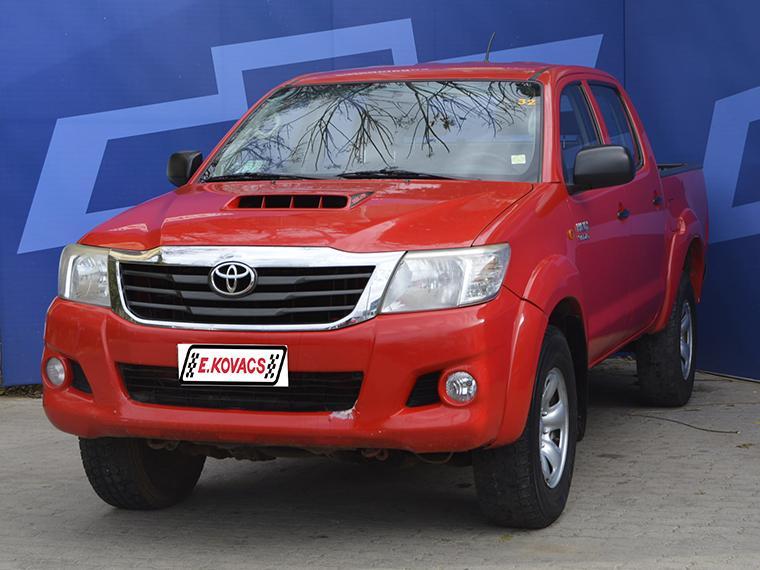 Camionetas Kovacs Toyota Hilux d 4-d 2013