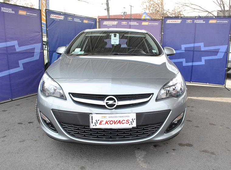 Autos Kovacs Opel Astra hb 1.4 mec ac 2016