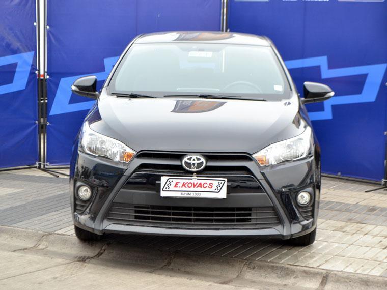 Autos Kovacs Toyota Yaris yaris sport 2015