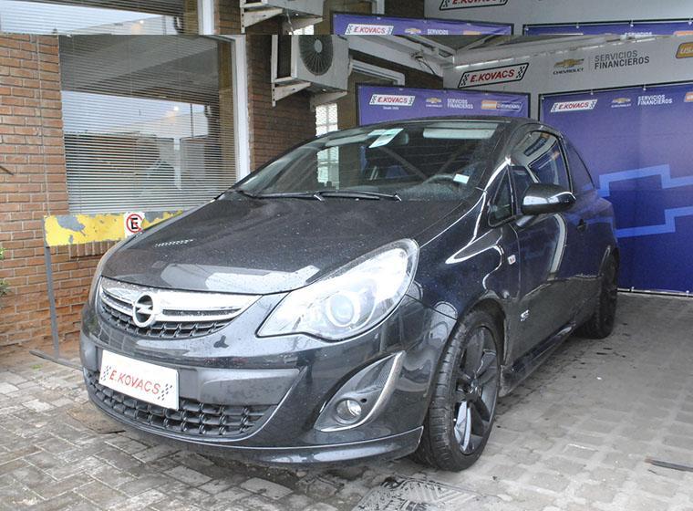 Autos Kovacs Opel Corsa hb 2014