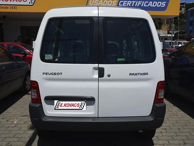 Furgones Kovacs Peugeot Partner 1.91.9 2007
