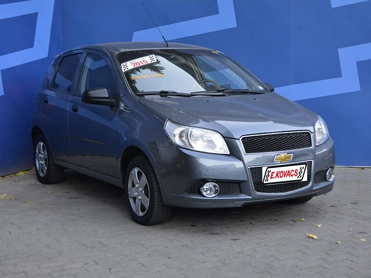 Autos Kovacs Chevrolet Aveo-iii ls 2015