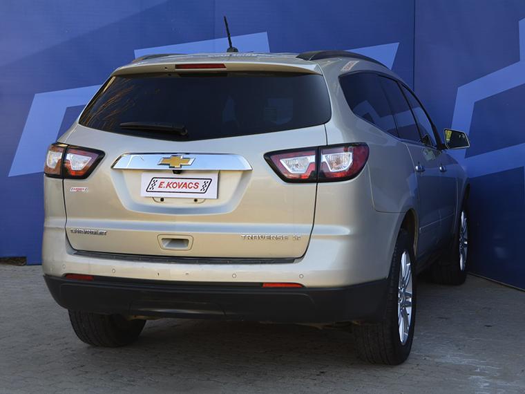 Camionetas Kovacs Chevrolet Traverse iii lt 3.63.6 2015