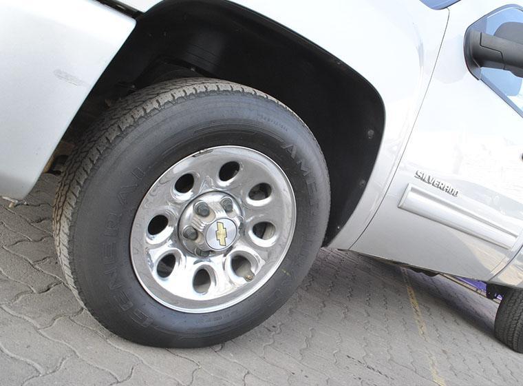 chevrolet silverado lt rc aut ac5.3