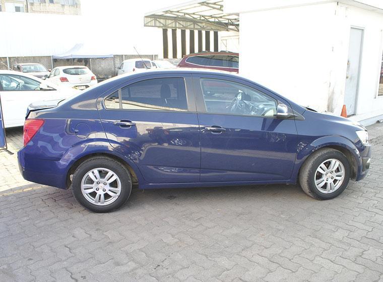Autos Kovacs Chevrolet Sonic 4x2 2014