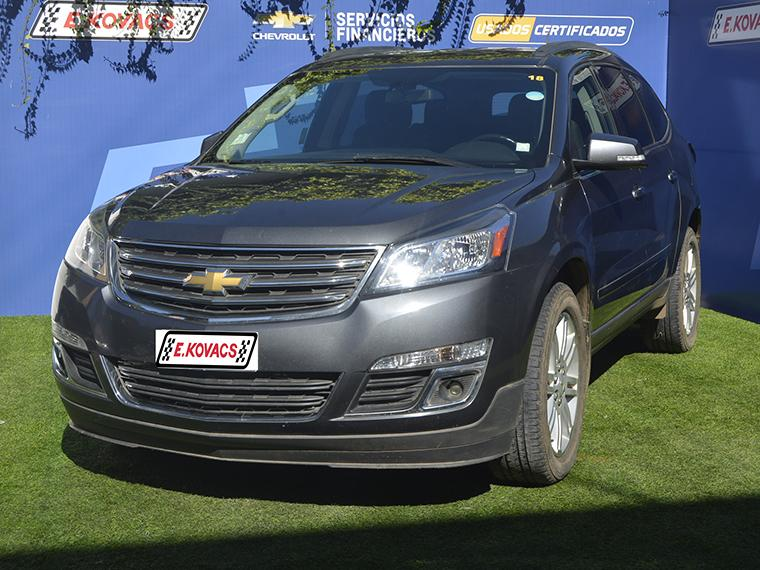 Camionetas Kovacs Chevrolet Traverse iii lt 3.6at 2014