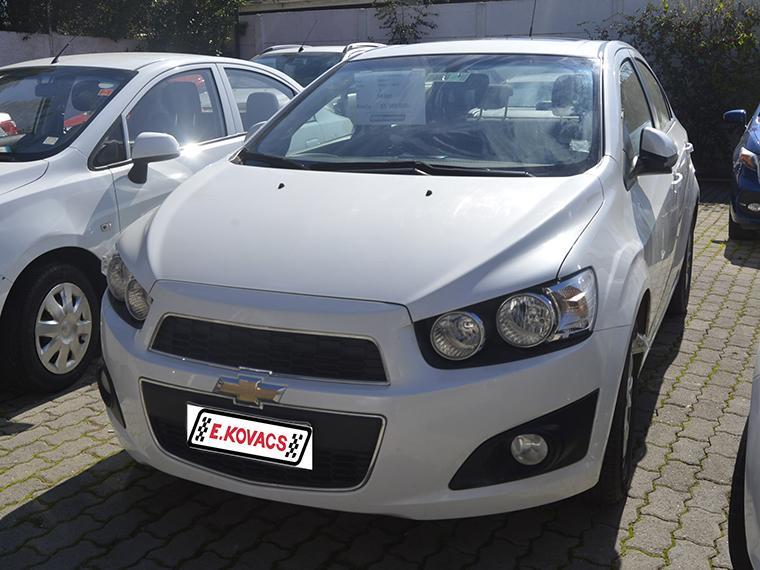 Autos Kovacs Chevrolet Sonic lt 2015