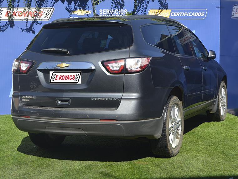 chevrolet traverse iii lt 3.6at