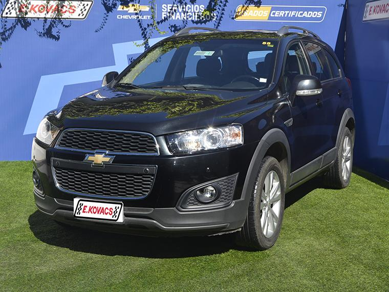Camionetas Kovacs Chevrolet Captiva lt full  awd 2.4  at 2015