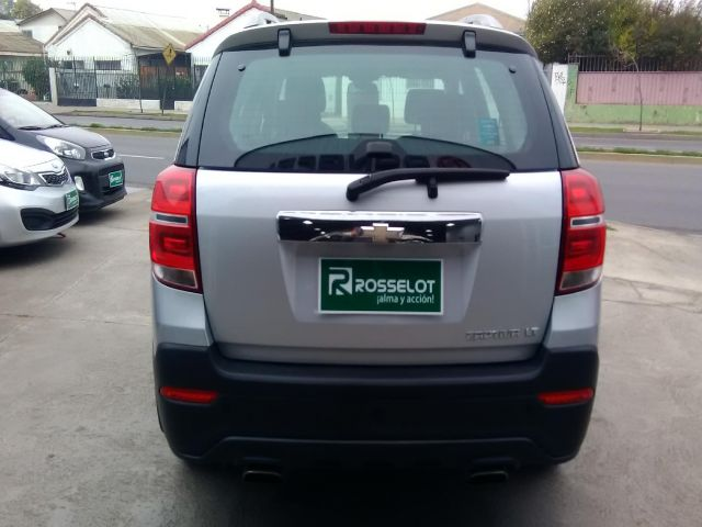 chevrolet captiva iv lt 2.4 at gasolina full con sunroof