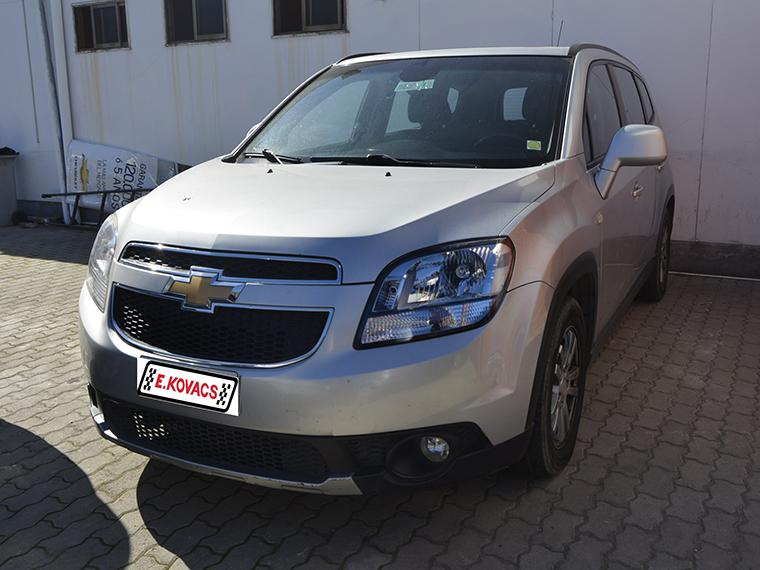 Camionetas Kovacs Chevrolet Orlando ls 2013