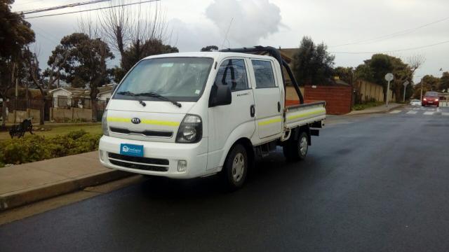 Camionetas Automotora RPM Kia Frontier dcab sr 2.5 cmn 2014
