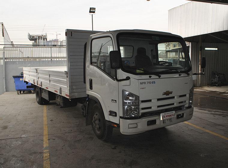Camiones Kovacs Chevrolet Npr-70 npr715 es 2017