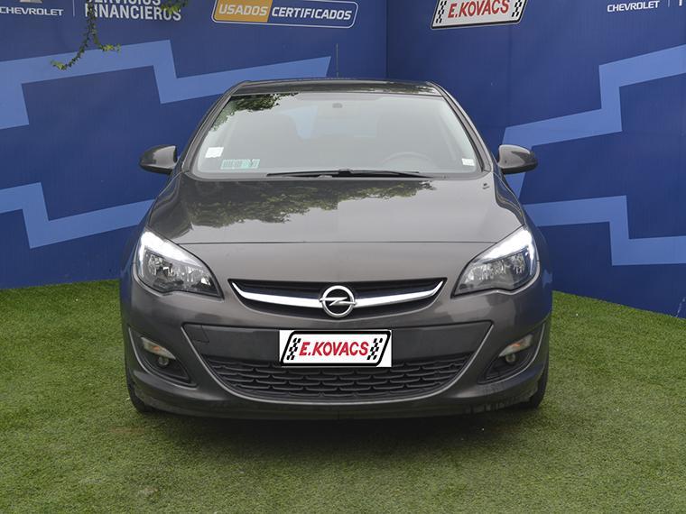 Autos Kovacs Opel Astra turbo 2014
