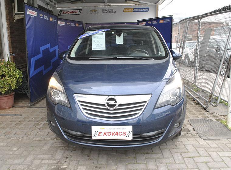Autos Kovacs Opel Meriva cosmo 1.4turbo 2014