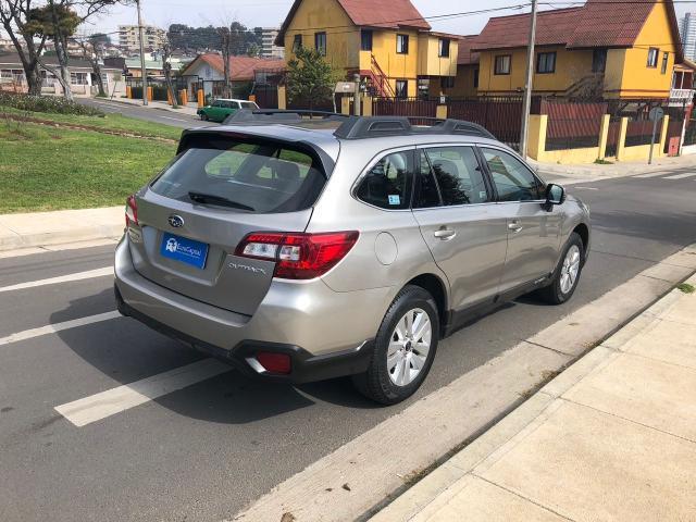 Subaru all new outback xs 2.5i awd