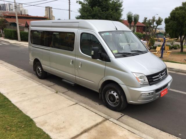 JAC maxus v80 2.5 diesel