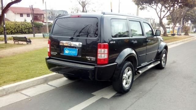 Dodge nitro 3.7 slt 4x4