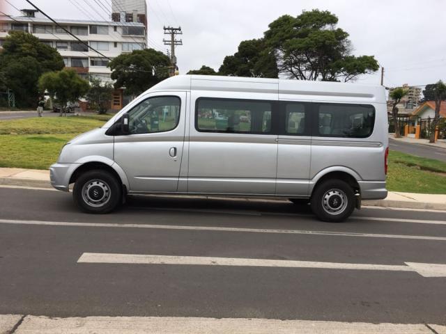 Autos Automotora RPM JAC Maxus v80 2.5 diesel 2015