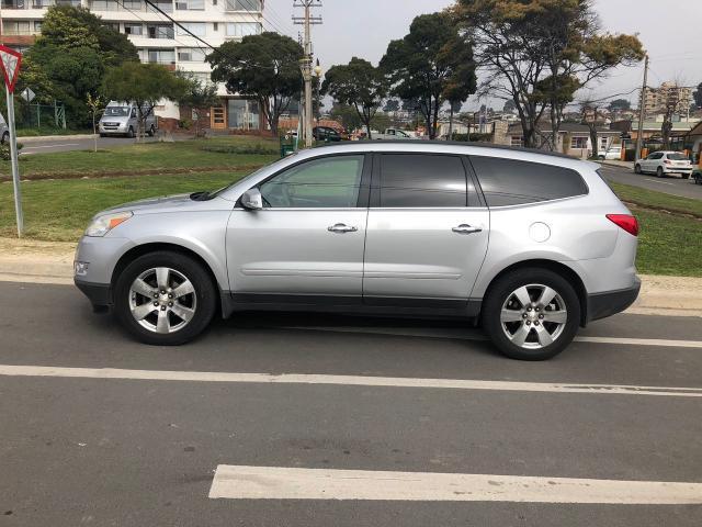 Chevrolet traverse lt 3.6 3f