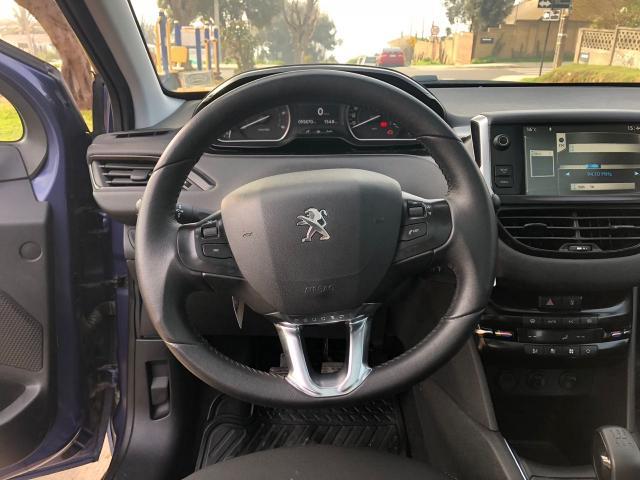 Peugeot 208 allure e hdi 1.4