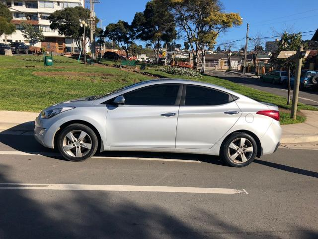 Hyundai elantra gls 1.6 full