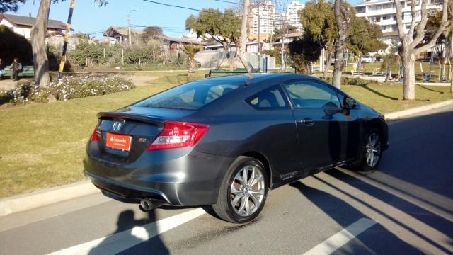 Honda civic si 2.4 coupe