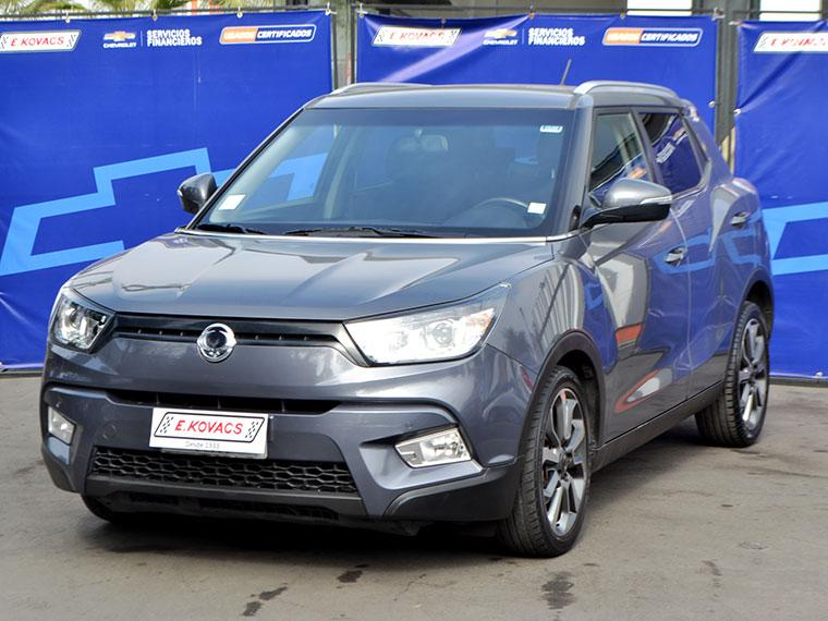 Autos Kovacs Ssangyong Tivoli 1.6 4x2 at full tv11 2016