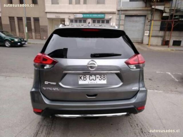 Camionetas Hernández Motores Nissan X-trail 2018