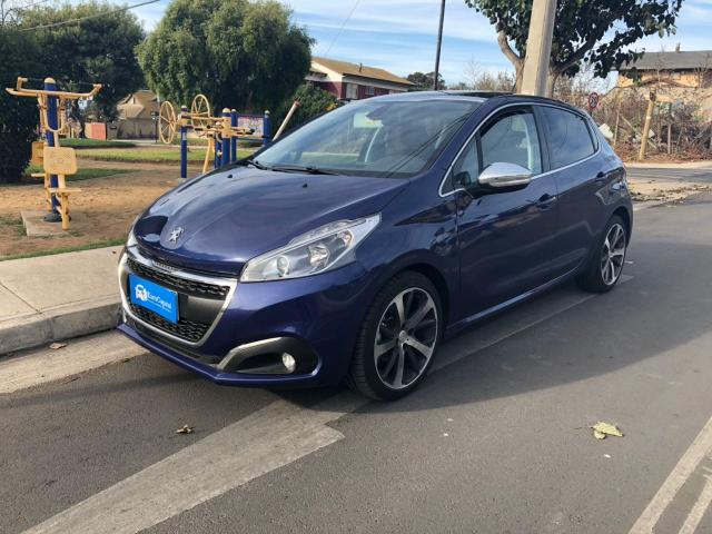 Peugeot 208 allure bluehdi 1.6 100 hp