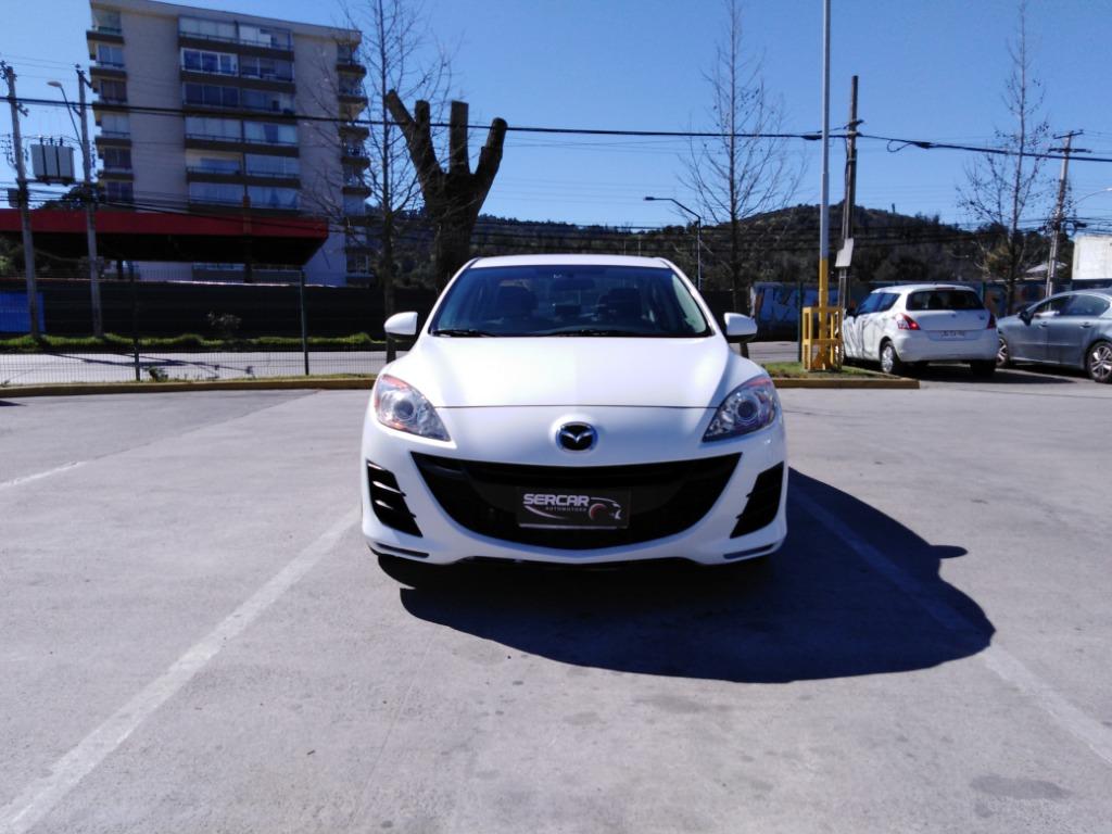 Autos Automotora SERCAR Mazda 3 2014